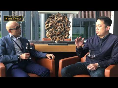 Ep 1-4 What's important for wine storage with Looi Wan Teng of Luigi's Wines