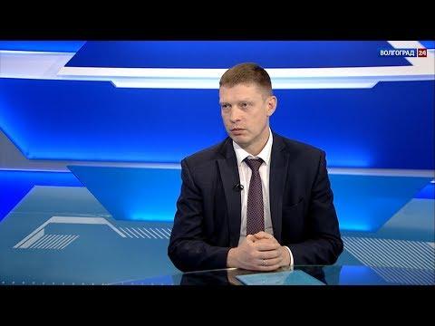 Алексей Ломов, председатель комитета государственной охраны объектов культурного наследия Волгоградской области