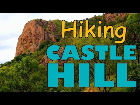 VIDEO: Hiking Castle Hill in Townsville