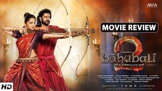 BAHUBALI 2: The Conclusion (2017) - Movie Review | Mukta A2 Cinemas