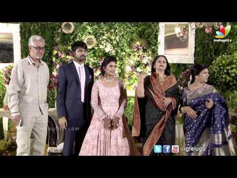Srija-Reception-Full-Video