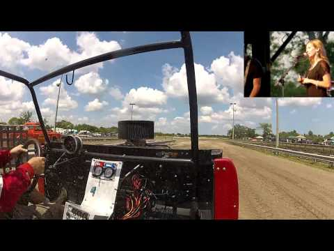 4X4 Mud Bogging Space Coast GatorFest MuddFreak Mega Truck Bad Boys pt.2.mp4