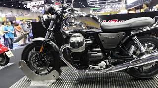 5. เปิดขาย Moto Guzzi V7 III Carbon Shine Limited Edition โฉมล่าสุด