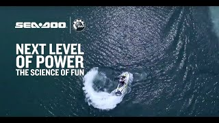 8. The Next Level of Power | 2016 Sea-Doo Watercraft