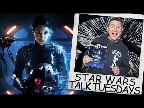 Rey's Parents Revealed In Battlefront II? - Star Wars Talk Tuesdays