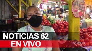 Miles salen a trabajar en México – Noticias 62 - Thumbnail