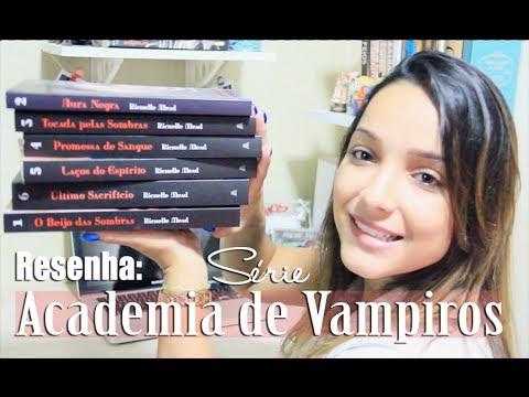 SÉRIE: ACADEMIA DE VAMPIROS, de Richelle Mead   Nuvem Literária