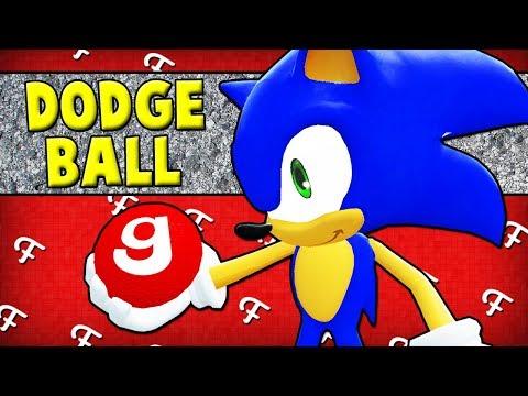 Garrys Mod - Gmod: Street Rules Dodgeball & Our Final Form! (Garry's Mod Sandbox - Comedy Gaming)