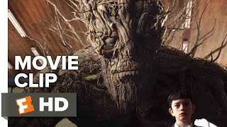 A Monster Calls Movie Clip   Lunch Room  2016    Liam Neeson Movie