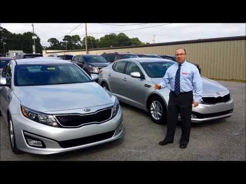 2014 Kia Optima Comparison and Review vs. 2013 Kia Optima