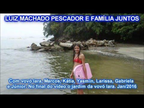 LUIZ MACHADO PASSEIO EM ANGRA DOS REIS E JARDIM DA VOVÓ IARA - JANEIRO2016