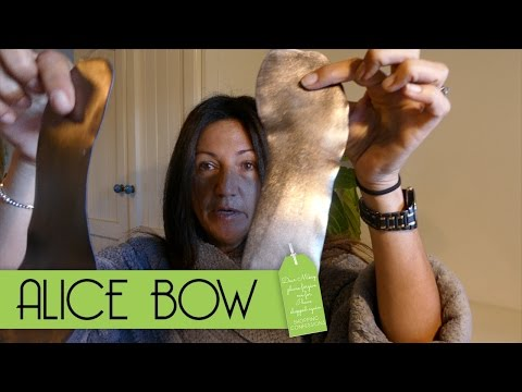 Alice Bow Review - Shopping Confessions