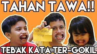 Video Tahan Tawa!! Tebak Kata Super Gokil I Kids Brother MP3, 3GP, MP4, WEBM, AVI, FLV September 2018