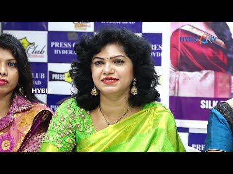 , Manju Reddy-Silk Mark 2018 Beauty Pageant
