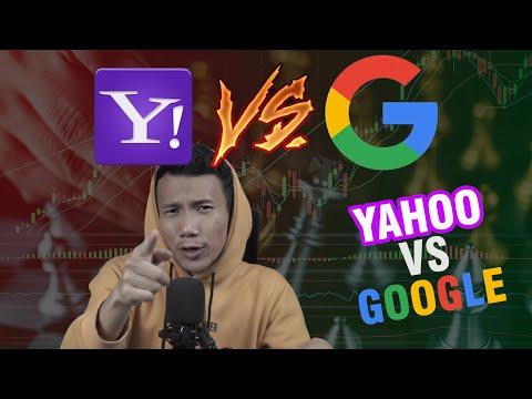 5 Penyebab Yahoo Kalah Dari Google