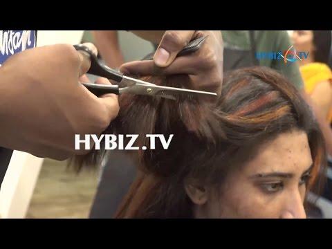 Layered Haircut for Long Hair-Studio 11 Salon Spa