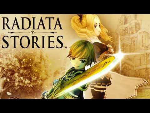 Radiata Stories ost   The White Town of Deception 15 min