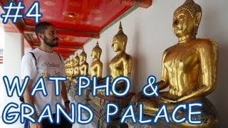 Amazing Thailand #4 Bangkok's Wat Pho And Grand Palace