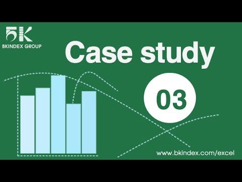 Học Excel cơ bản | #Case Study 03 - Vẽ biểu đồ cung cầu | Excel thực tiễn | BKIndex Group