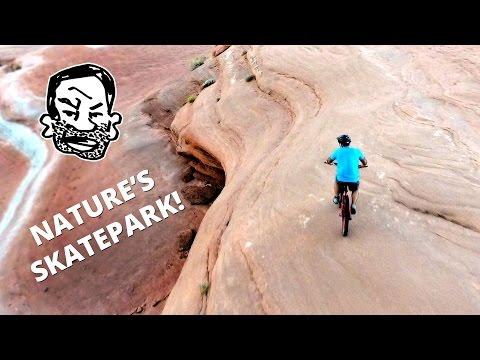 Bartlett Open Riding Area - Nature's Skatepark