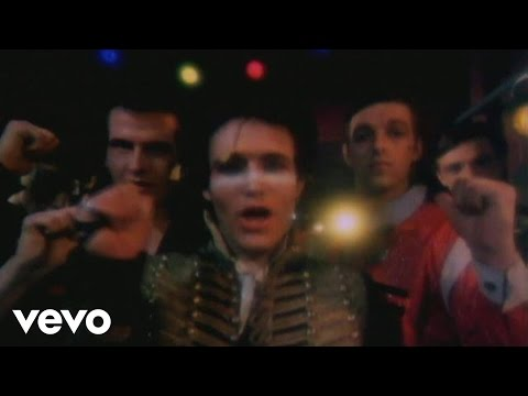 Adam Ant - Antmusic lyrics