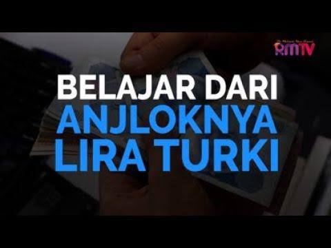 Indonesia Harus Belajar Dari Anjloknya Lira Turki