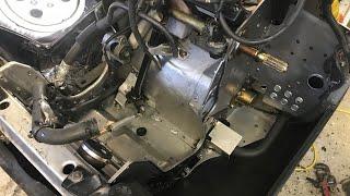 4. 05 RMK 900 Motor Removal