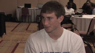 Gordon Hayward Draft Combine Interview