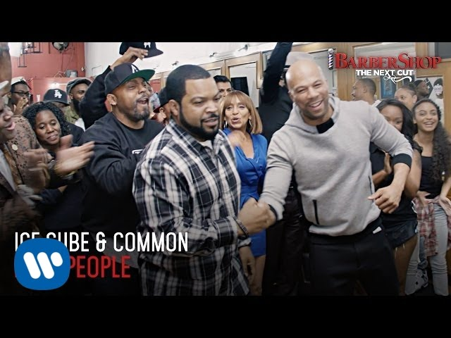 Ice Cube & Common – Real People (Video)