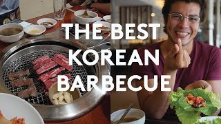 The Best Korean Restaurants in Manila