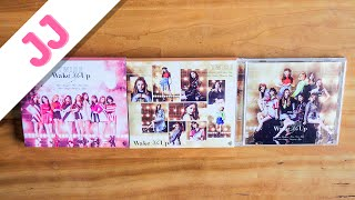 Wake Me Up - TWICE Album Unboxing   JJ Once