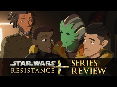 Star Wars Resistance Series Review