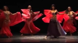 Danza del ventre online - coreografia velo livello open!
