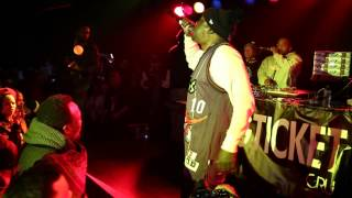 "PHIFE DAWG-""Buggin' Out""(Live In Toronto Feb/06/2015)"