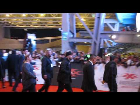 Nicky Jam y D.j. Caruso, Premiere Mundial xXx Reactivado, México