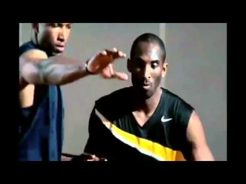 Basketball training  Kobe Bryant