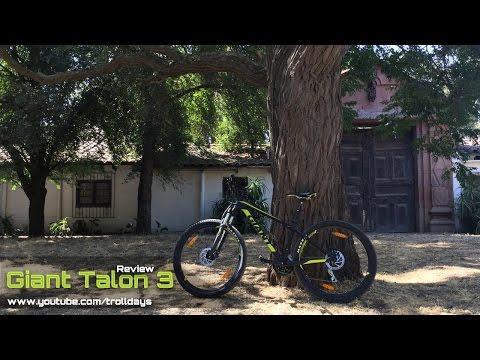 Bicicleta Giant Talon 3, 2017 Nueva