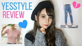Video YesStyle Haul, Try-On + Review •• Asian Fashion Online MP3, 3GP, MP4, WEBM, AVI, FLV September 2018