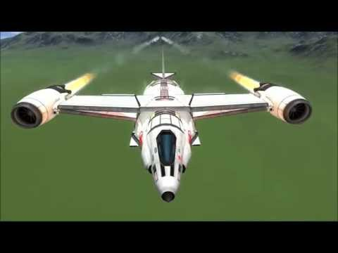 Kerbal Emergency Medical Services - Firefly-Class Air Ambulance