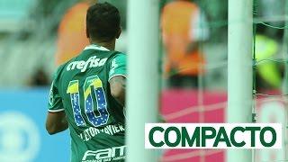 Os principais lances do Verdão na vitória da retomada da liderança. ------------------------ Assine o Premiere e assista a todos os jogos do Palmeiras AO VIV...