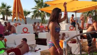 Sin Sundays at Ocean Beach Ibiza 2014