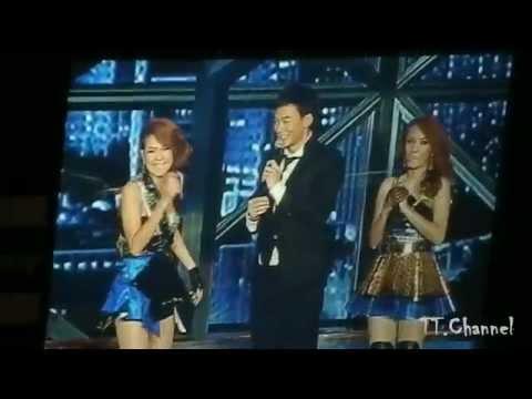 นิว จิ๋ว บี้ @10 year of love The star Concert (видео)