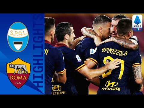 SPAL 1-6 Roma   Bruno Peres Bags a Brace as Roma Hit SPAL for Six!   Serie A TIM