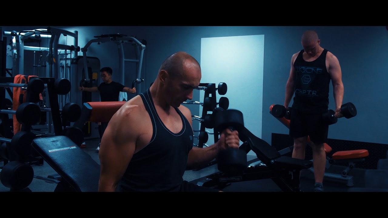 Spal Gym (vizuální efekty)