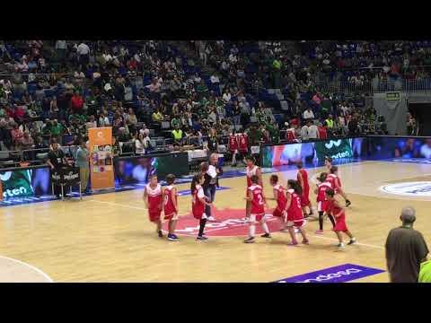 El Carpena reconoce a las Escuelas de Baloncesto de la Liga Educativa por el premio al Juego Limpio