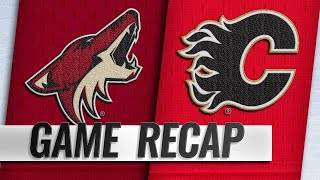 Flames ride balanced offense to 5-2 win by NHL