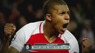 Kylian Mbappé es uno de los jugadores revelación del momento, el actual atacante del Mónaco francés podría recalar en el conjunto merengue por 180 ...