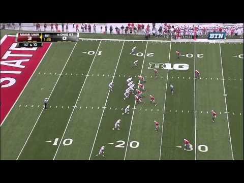 Zac Dysert vs Ohio State 2012 video.