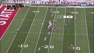 Zac Dysert vs Ohio State (2012)