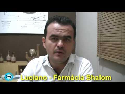 Jales - Proprietário da Farmácia Shalom em Jales, Luciano, adverte estão vendendo produtos em nosso nome, NÃO procede !